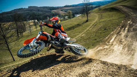 2016 KTM 125 SX in Johnson City, Tennessee - Photo 3