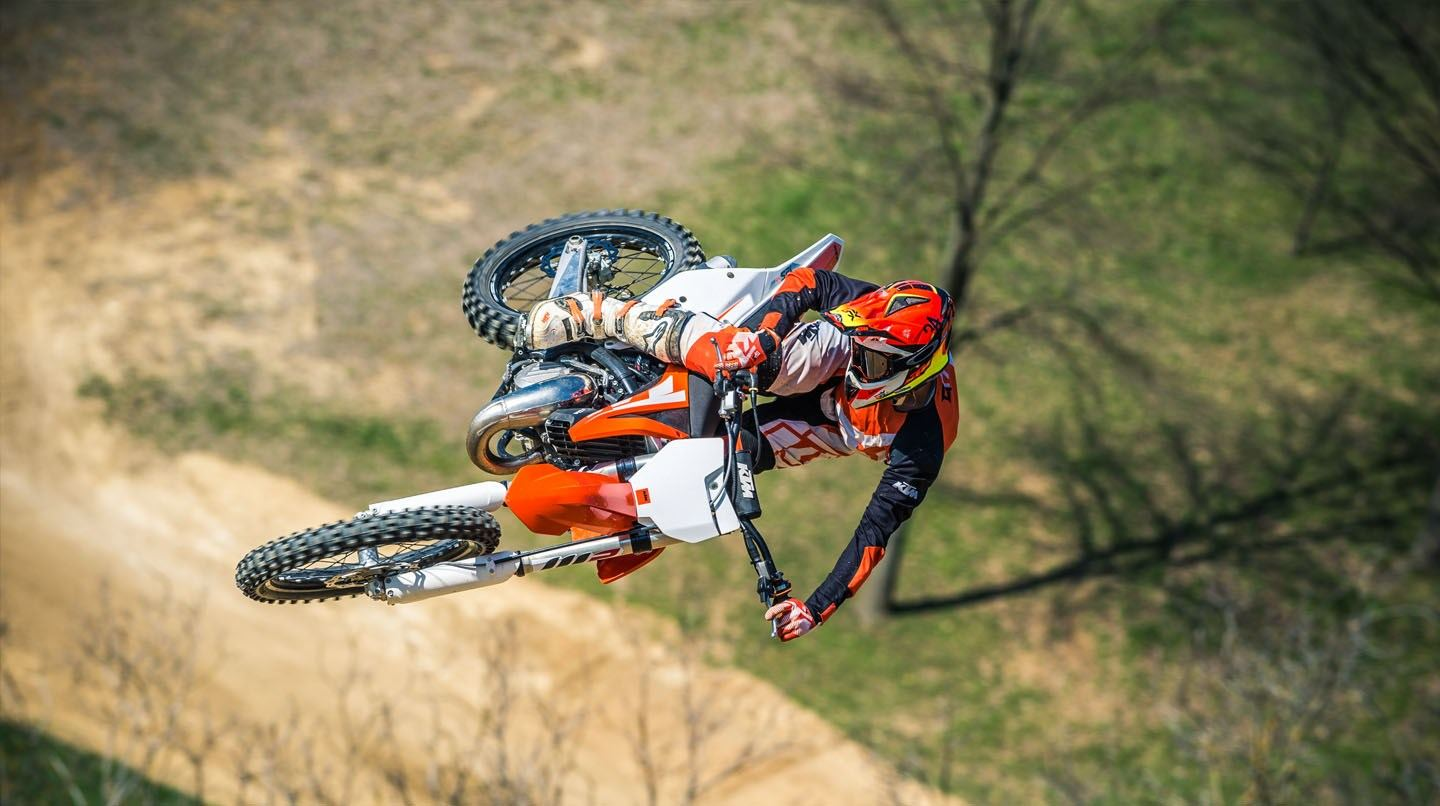 2016 KTM 125 SX in Johnson City, Tennessee - Photo 4