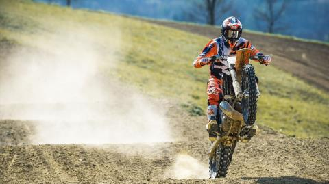 2016 KTM 250 SX in Bremerton, Washington