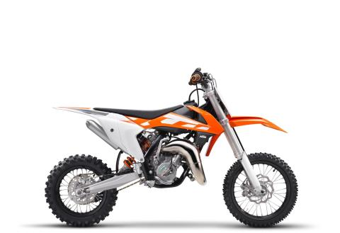 2016 KTM 65 SX in Johnson City, Tennessee