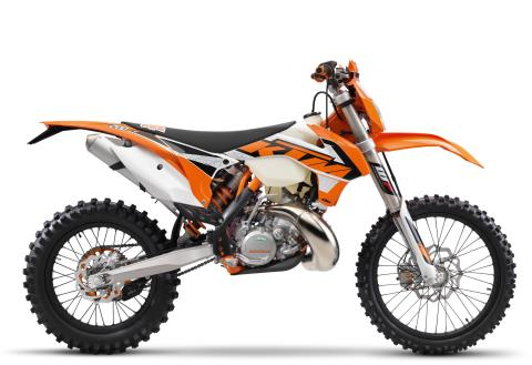 2016 KTM 200 XC-W in Johnson City, Tennessee
