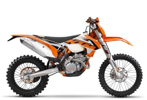 2016 KTM 250 XC-F in Orange, California
