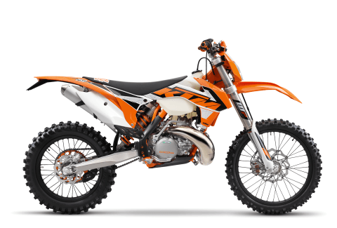 2016 KTM 250 XC-W in Bremerton, Washington