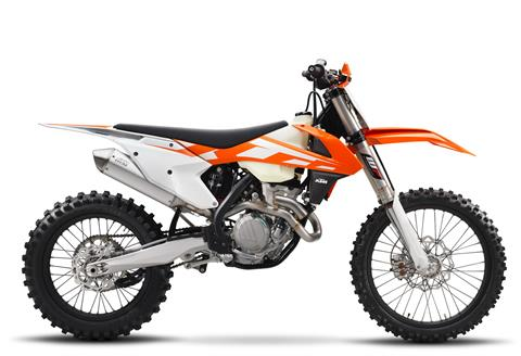 2016 KTM 350 XC-F in Pittsburgh, Pennsylvania