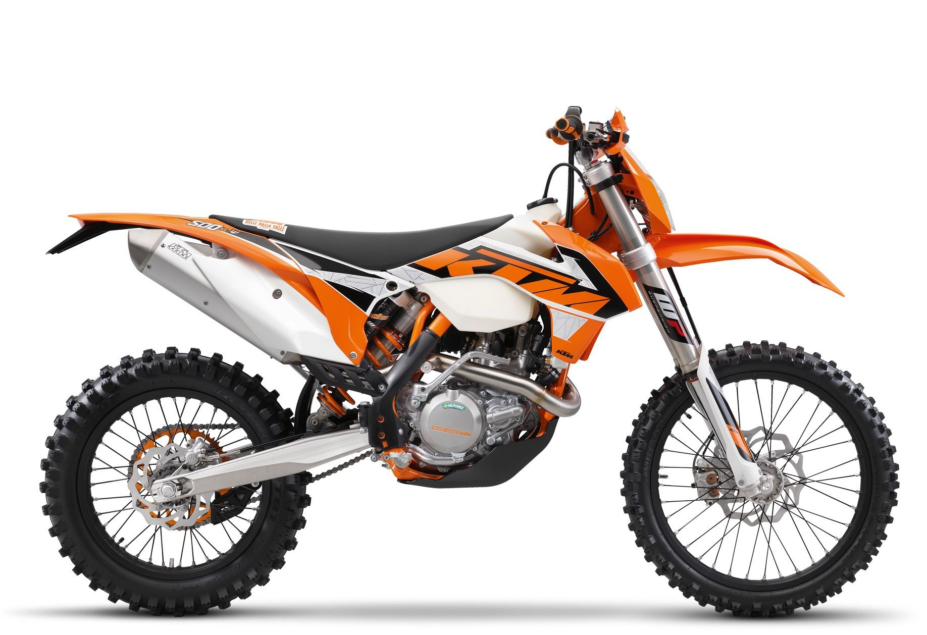 2016 KTM 500 XC-W in Orange, California