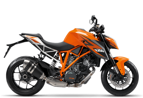 2016 KTM 1290 Super Duke R in Orange, California