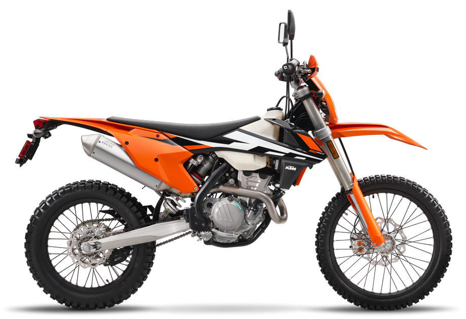 2017 KTM 250 EXC-F in Irvine, California