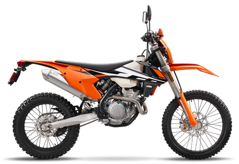 2017 KTM 250 EXC-F in Johnson City, Tennessee