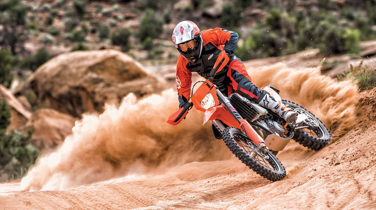 2017 KTM 250 EXC-F in Flagstaff, Arizona