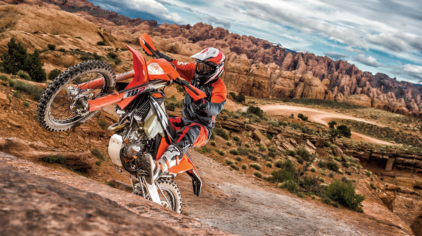 2017 KTM 250 EXC-F in Greenwood Village, Colorado