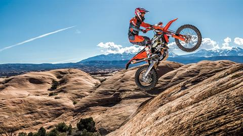 2017 KTM 350 EXC-F in Irvine, California