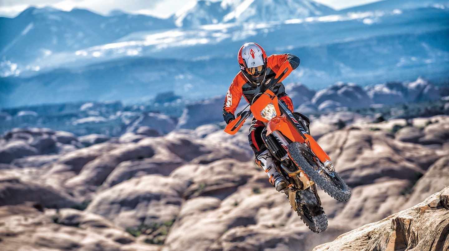 2017 KTM 500 EXC-F in Orange, California