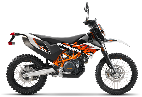 2017 KTM 690 Enduro R in Kenner, Louisiana