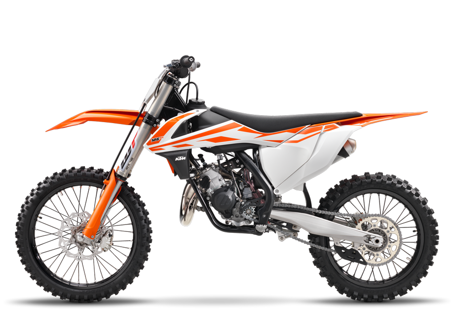2017 KTM 125 SX in Goleta, California