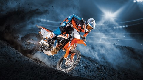 2017 KTM 125 SX in Lumberton, North Carolina
