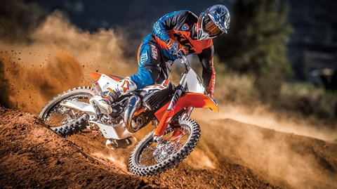 2017 KTM 125 SX in Colorado Springs, Colorado