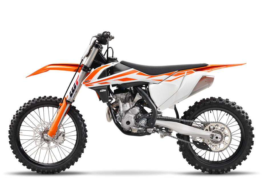 2017 KTM 250 SX-F in Mount Pleasant, Michigan