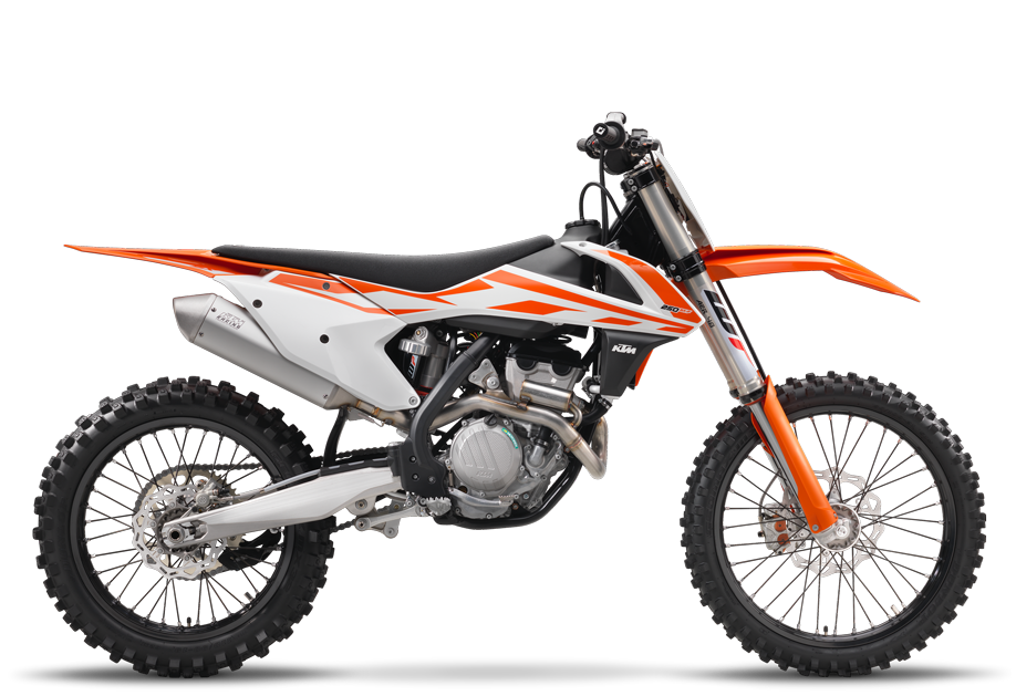 2017 KTM 250 SX-F in Pittsburgh, Pennsylvania