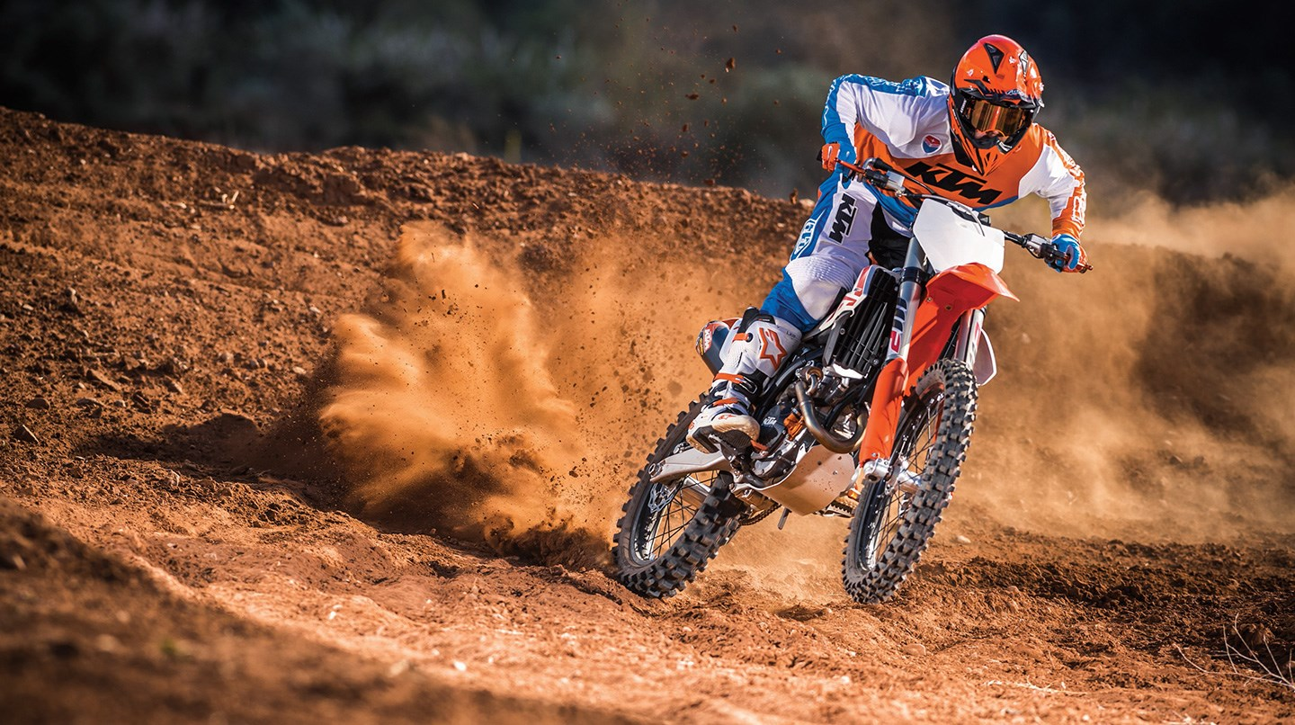 2017 KTM 250 SX-F in Santa Fe, New Mexico