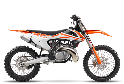 2017 KTM 250 SX in Johnstown, Pennsylvania