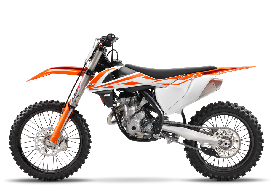 2017 KTM 350 SX-F in Goleta, California