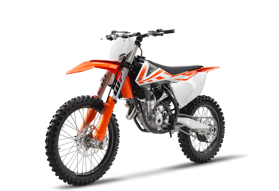 2017 KTM 350 SX-F in Logan, Utah