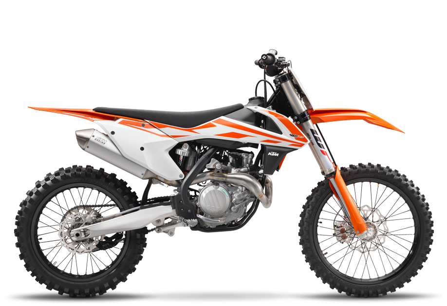 2017 KTM 450 SX-F in Pittsburgh, Pennsylvania