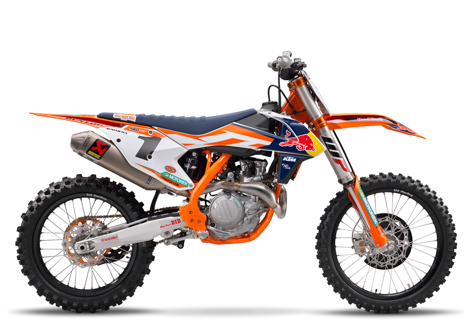 2017 KTM 450 SX-F Factory Edition in La Marque, Texas