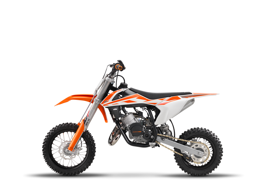2017 KTM 50 SX in Mount Pleasant, Michigan