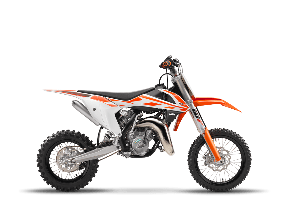 2017 KTM 65 SX in Kenner, Louisiana