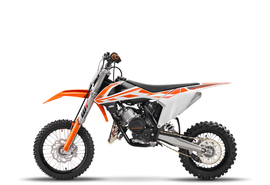 2017 KTM 65 SX in Costa Mesa, California