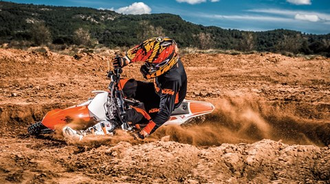 2017 KTM 65 SX in Chippewa Falls, Wisconsin