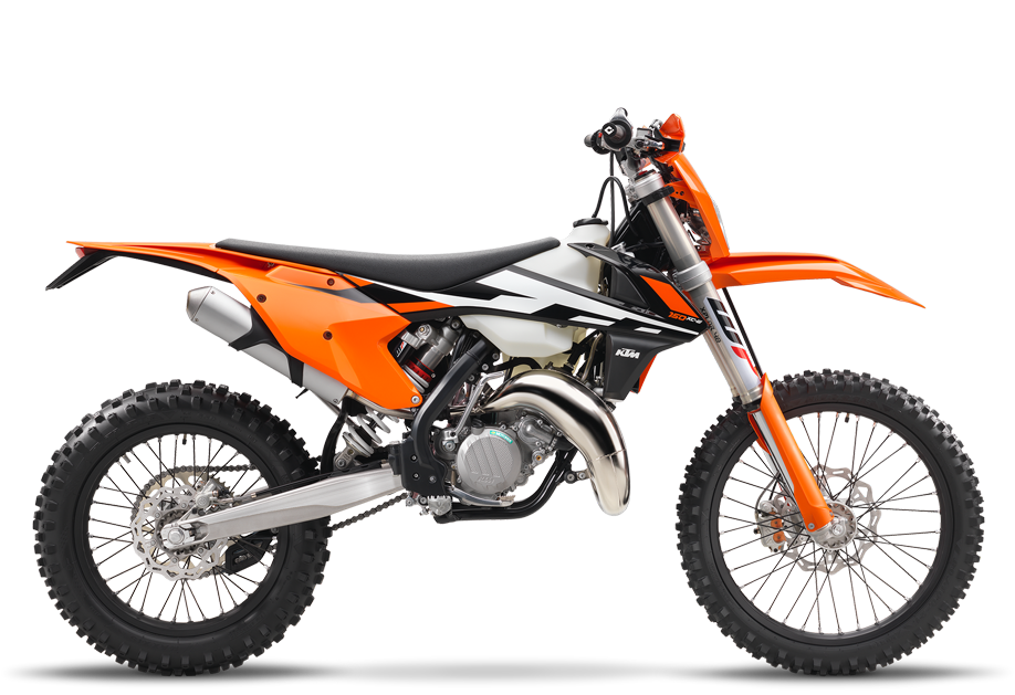 2017 KTM 150 XC-W in Goleta, California