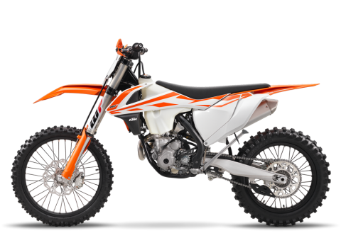 2017 KTM 250 XC-F in Irvine, California