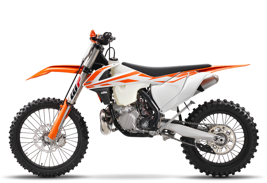 2017 KTM 250 XC in Dimondale, Michigan