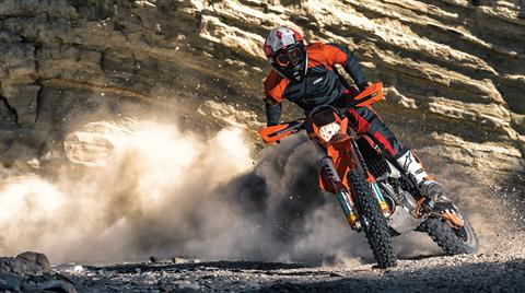 2017 KTM 350 XC-F in Goleta, California
