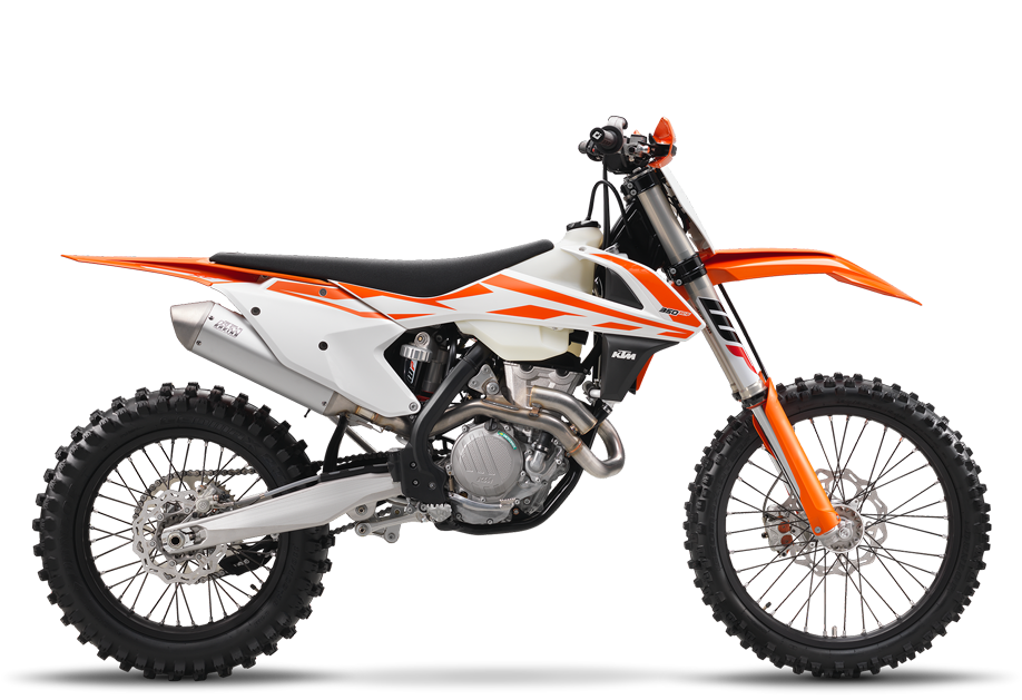 2017 KTM 350 XC-F in Costa Mesa, California