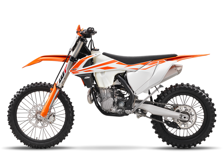 2017 KTM 450 XC-F in Johnstown, Pennsylvania