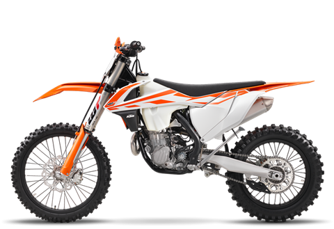 2017 KTM 450 XC-F in Mount Pleasant, Michigan