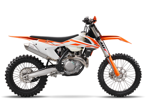2017 KTM 450 XC-F in Chippewa Falls, Wisconsin