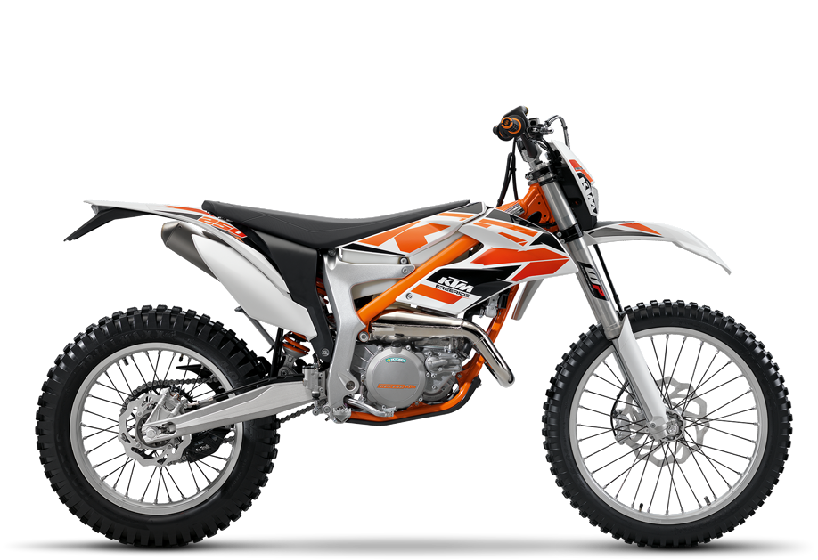 2017 KTM Freeride 250 R in Orange, California
