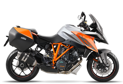 2017 KTM 1290 Super Duke GT in Costa Mesa, California