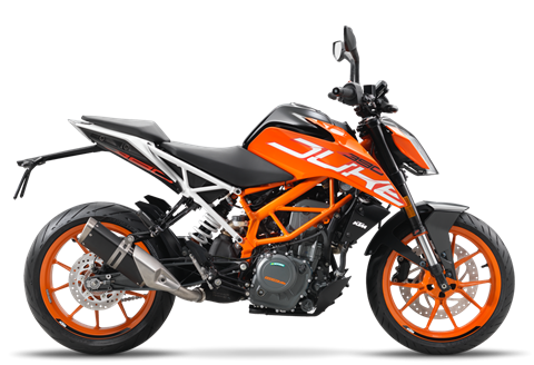 2017 KTM 390 Duke in Chippewa Falls, Wisconsin