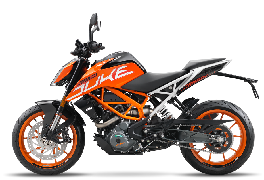 2017 KTM 390 Duke in Northampton, Massachusetts