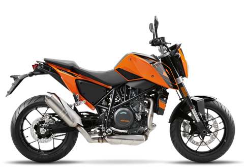 2017 KTM 690 Duke in Pendleton, New York