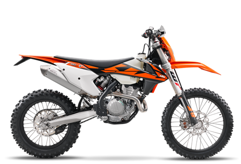 2018 KTM 250 EXC-F in Costa Mesa, California