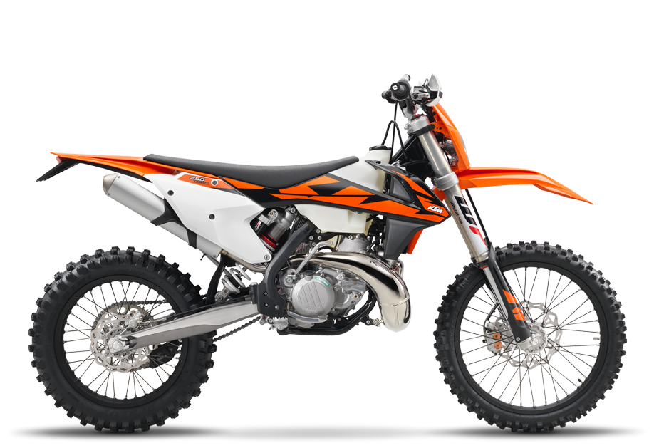2018 KTM 250 XC-W in Johnson City, Tennessee