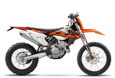 2018 KTM 350 EXC-F in Bremerton, Washington