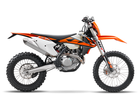 2018 KTM 450 EXC-F in Costa Mesa, California