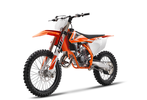 2018 KTM 125 SX in Colorado Springs, Colorado